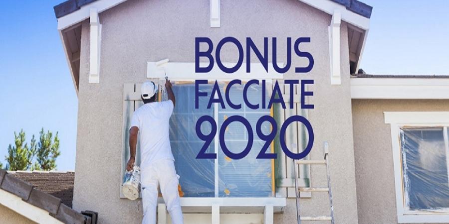bonus casa 2020 facciate
